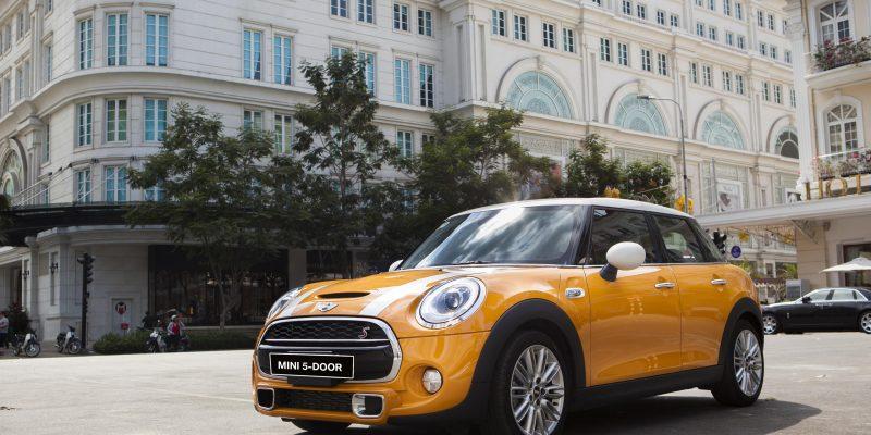 Phiên bản 5 cửa của MINI Cooper chính thức ra mắt tại Việt Nam